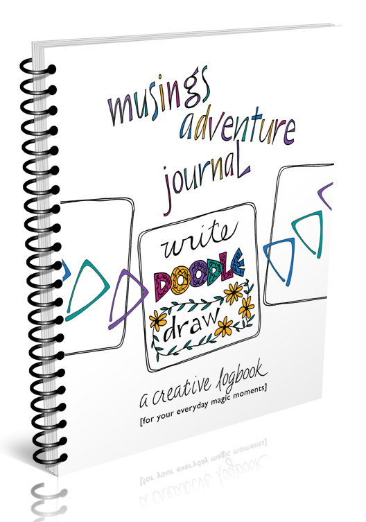 Musings Adventure Journal RiverTown Press Mountain Mermaid Studios